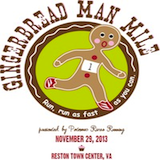 Gingerbread Man Mile (Run for Kids!)