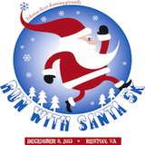 Run with Santa 5K (Reston)
