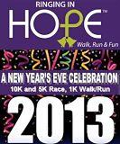 Ringing in Hope: New Year's Eve