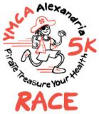 YMCA Alexandria - 5k Pirate Treasure your Health