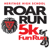 Heritage HS 5k Roar Run & 1 Mile Fun Run