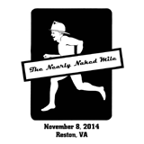 2014 Nearly Naked Mile