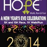2014 Ringing in Hope: New Year's Eve