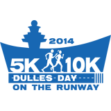 2014 Dulles Day 5k/10k: On the Runway!