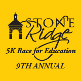 2014 Stone Ridge 5k Race for Education