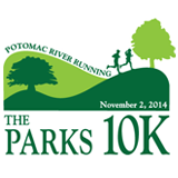 2014 The Parks 10K