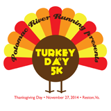 2014 Turkey Day 5k