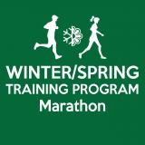 Winter/Spring Training - Marathon Track