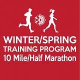 Winter/Spring Training - 1/2 Marathon/10-Miler Track