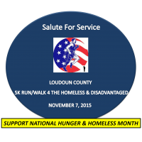 2015 Loudoun County Run/Walk 4 the Homeless & Disadvantaged