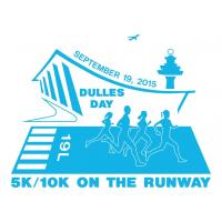 2015 Dulles Day 5k/10k On the Runway
