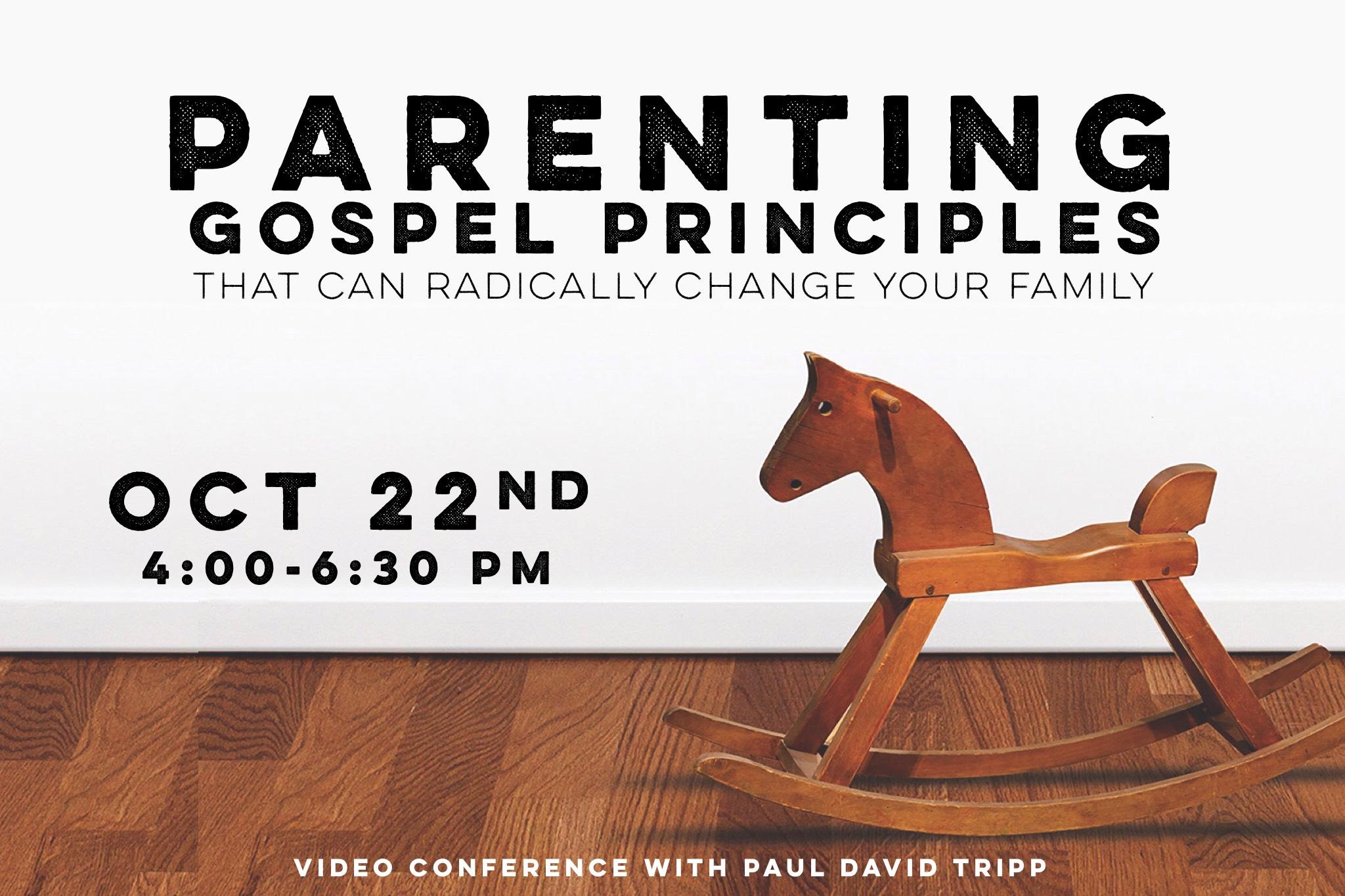 Parenting Godly Principles