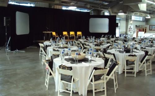 Pavilion event