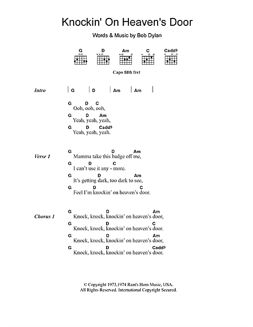 Polka Dots and Moonbeams  Vocals Guitar with Chords for