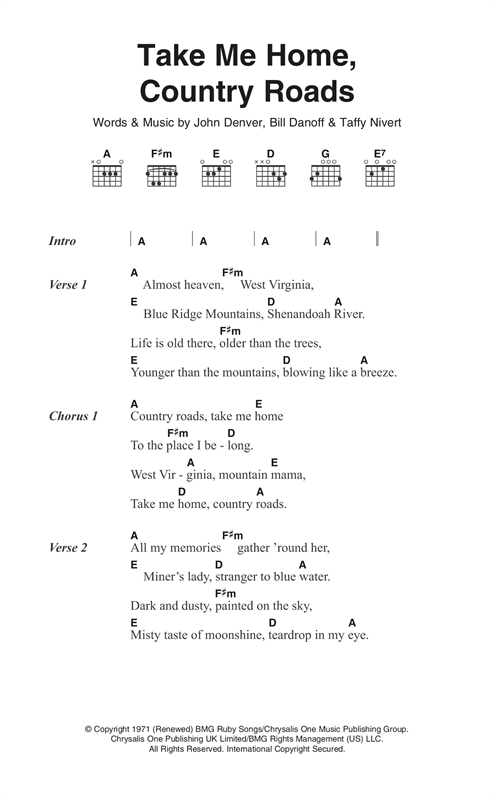 Country Lyrics Tabs Chords For Country Music Fans Beauty - satukis.info