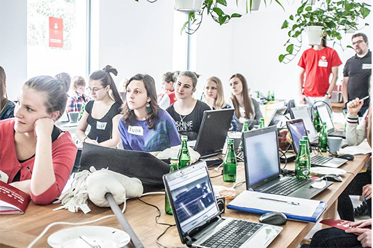 Rails Girls Krakow Workshop