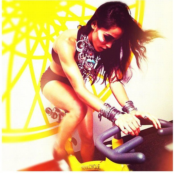 Charlee_Atkins_SoulCycle_Hairography
