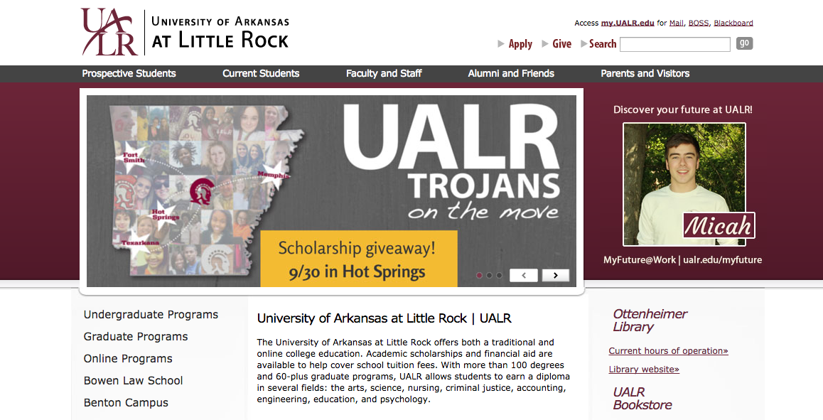 University of Arkansas Little Rock