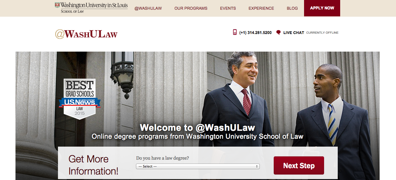 WashU law school