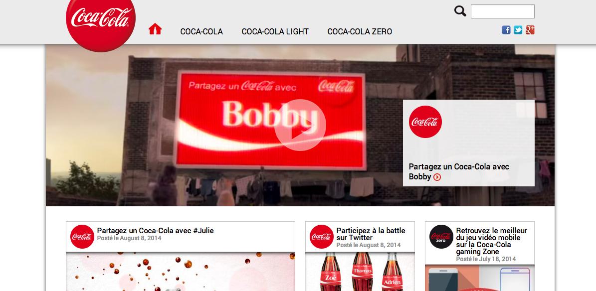Coca Cola France
