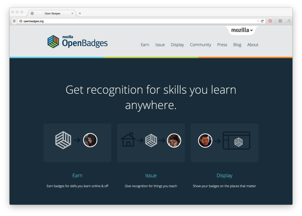 open-badges