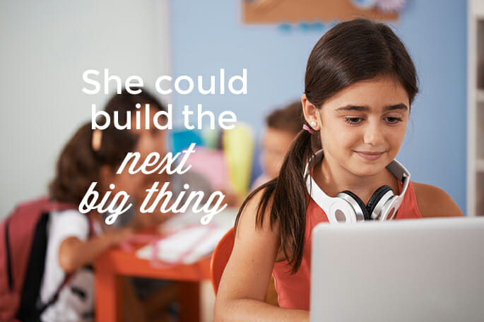 daughters_coding