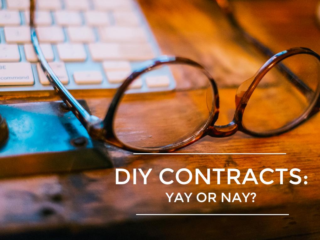 DIY Contracts