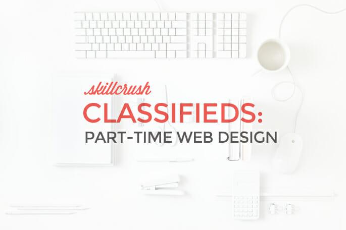 parttime-web-design