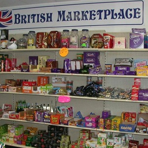 "British Marketplace/""Let's Have Tea"""