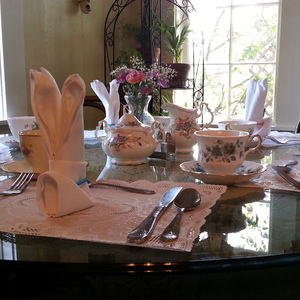 The Quail & Thistle Tea Room