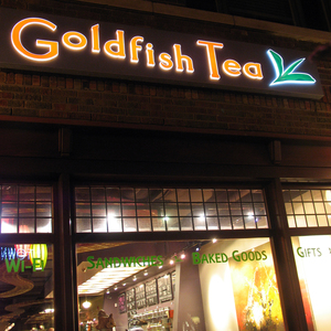 Goldfish Tea