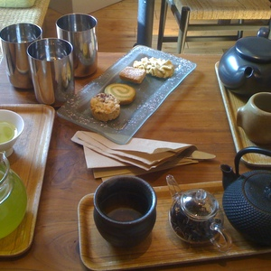 Samovar Tea Lounge - Zen Valley