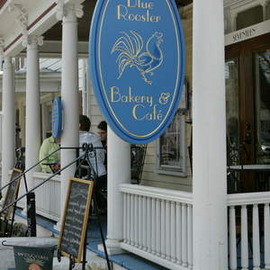 The Blue Rooster Bakery & Cafe