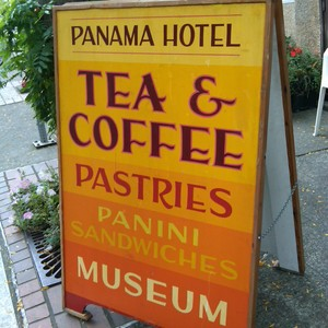 Panama Hotel Tea & Coffee House