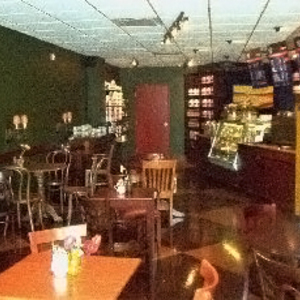Steeps Tea Lounge, College Plaza