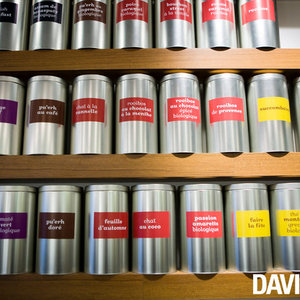 DavidsTEA (First Canadian Place)
