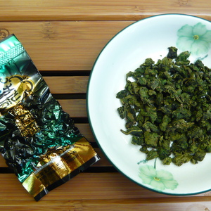 Yongchun Fo Shou (Bergamot) Oolong from Life In Teacup