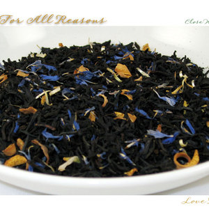 Love Potion from Tea for All Reasons