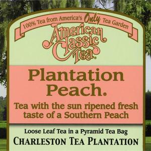 Plantation Peach from Charleston Tea Plantation