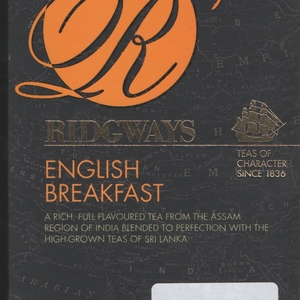 English Breakfast from Ridgeways