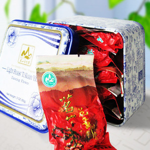Dancing Flower (Light Roast Ti Kuan Yin) from Mingshan Tea