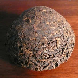 1990s Sheng Puerh Tuocha 100g from The Essence of Tea