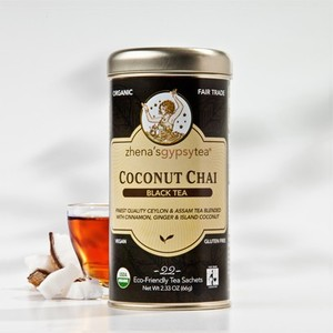 Coconut Chai from Zhena&#x27;s Gypsy Tea