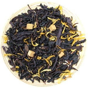 Creamy Caramel Oolong from Tealish