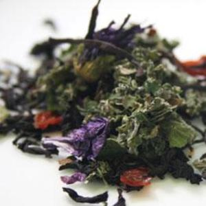 Blueberry Pom-Bomb Antioxidant Tea from Herbal Infusions