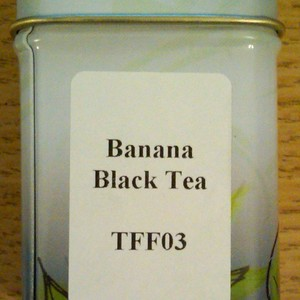 Banana Black Tea from EnjoyingTea.com