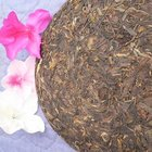 Spring 2003 Raw Wild Puerh Cake, Yiwu, Yunnan from Tea Masters Blog