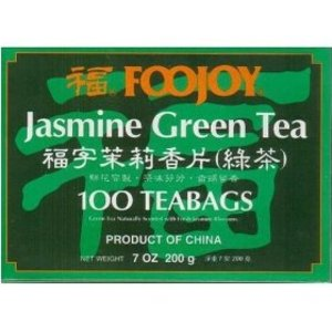 Jasmine Green Tea from foojoy