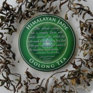 Himalayan Jade Oolong Tea from SafaHimalaya