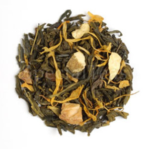 Green Tea Orange Organic from SpecialTeas